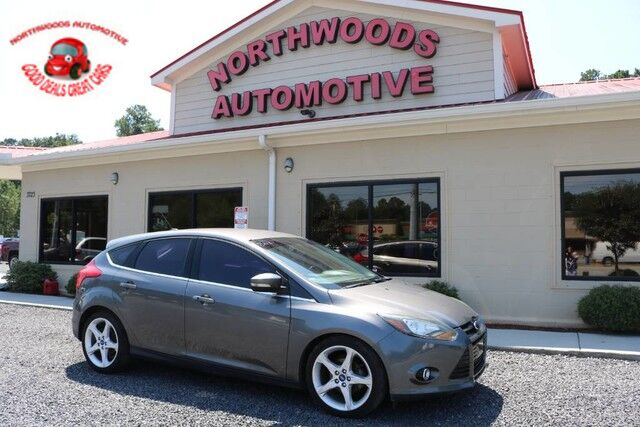 2012 Ford Focus Titanium North Charleston SC