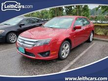 2012_Ford_Fusion_4dr Sdn SE FWD_ Cary NC