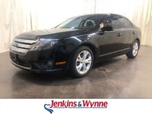 2012_Ford_Fusion_4dr Sdn SE FWD_ Clarksville TN