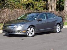 2012_Ford_Fusion_4dr Sdn SE FWD_ Raleigh NC