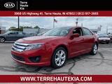 2012 Ford Fusion 4dr Sdn SE FWD Terre Haute IN