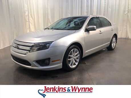 2012 Ford Fusion 4dr Sdn SEL FWD Clarksville TN