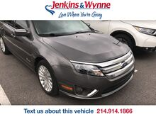 2012_Ford_Fusion_Hybrid_ Clarksville TN