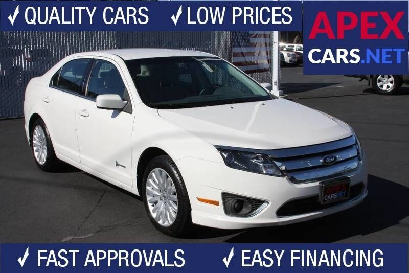 2012 Ford Fusion Hybrid Fremont CA