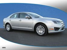 2012_Ford_Fusion_Hybrid_ Belleview FL