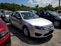 Ford Fusion S 2012