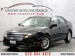 2012_Ford_Fusion_S_ Addison IL
