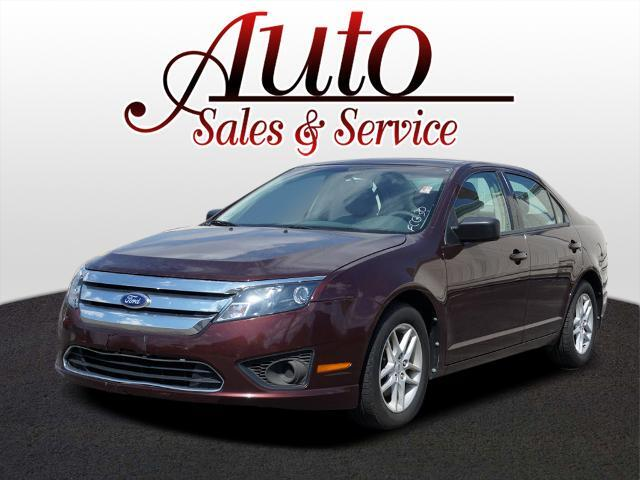 2012 Ford Fusion S Indianapolis IN