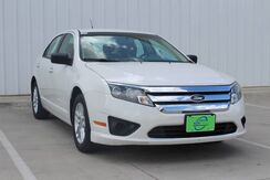 2012_Ford_Fusion_S_ Paris TX