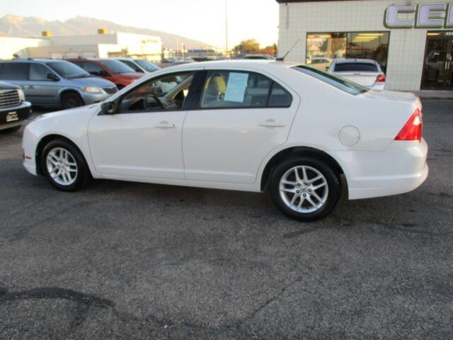 2012 Ford Fusion S Murray UT