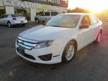 2012_Ford_Fusion_S_ Murray UT