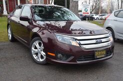 2012_Ford_Fusion_SE - 17inch upgraded alloys - six spkr stereo - tilt & tele wheel with audio controls_ London ON