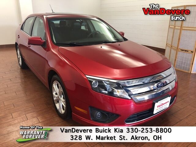 2012 Ford Fusion SE Akron OH