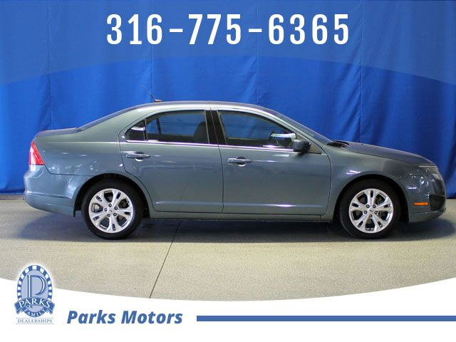 2012 Ford Fusion SE Wichita KS