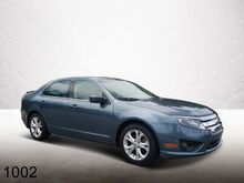 2012_Ford_Fusion_SE_ Belleview FL