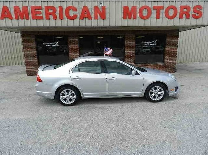2012 Ford Fusion SE Brownsville TN