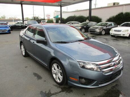 2012_Ford_Fusion_SE_ Charlotte NC