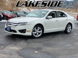 2012_Ford_Fusion_SE_ Colorado Springs CO
