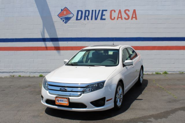 2012 Ford Fusion SE Dallas TX