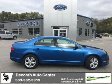 2012_Ford_Fusion_SE_ Decorah IA