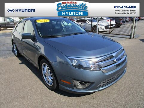 2012_Ford_Fusion_SE_ Evansville IN