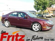2012_Ford_Fusion_SE_ Fishers IN
