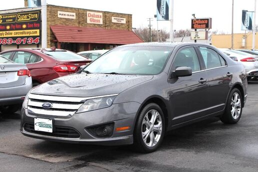 2012 Ford Fusion SE Fort Wayne Auburn and Kendallville IN