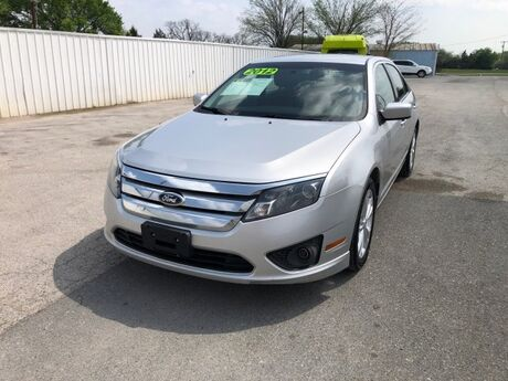 2012 Ford Fusion SE Gainesville TX