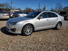 2012_Ford_Fusion_SE_ Hattiesburg MS