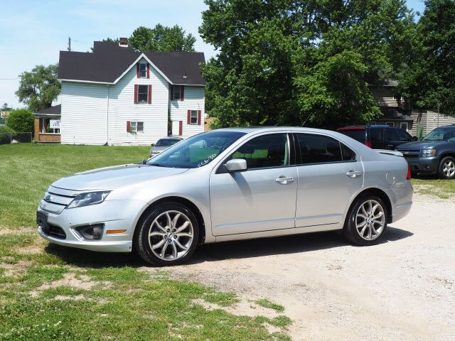 2012 Ford Fusion SE Indianapolis IN