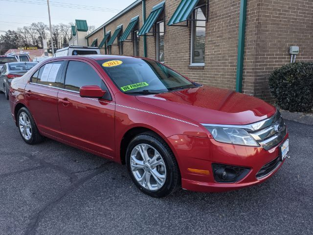 2012 Ford Fusion SE Knoxville TN