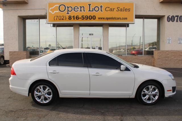 2012 Ford Fusion SE Las Vegas NV