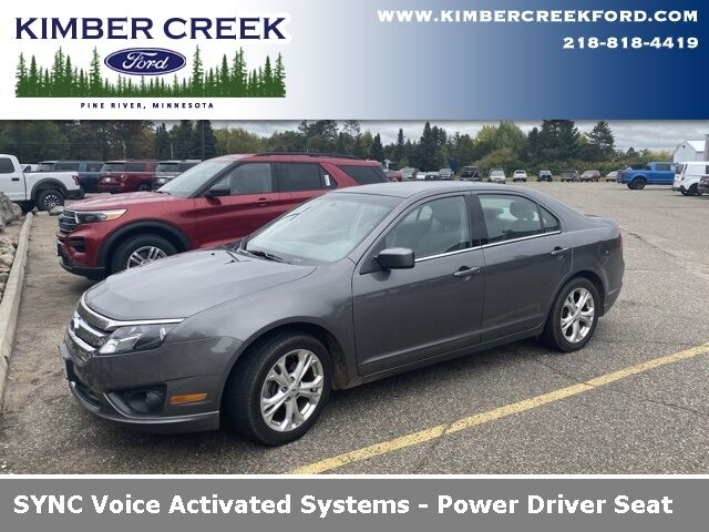 2012 Ford Fusion SE Pine River MN