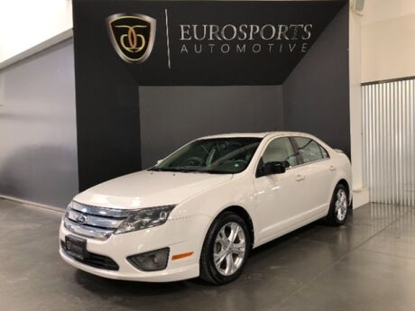 2012 Ford Fusion SE Salt Lake City UT