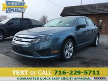2012_Ford_Fusion_SE Sedan w/Clean Carfax_ Buffalo NY