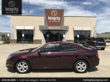 2012_Ford_Fusion_SE_ Wichita KS