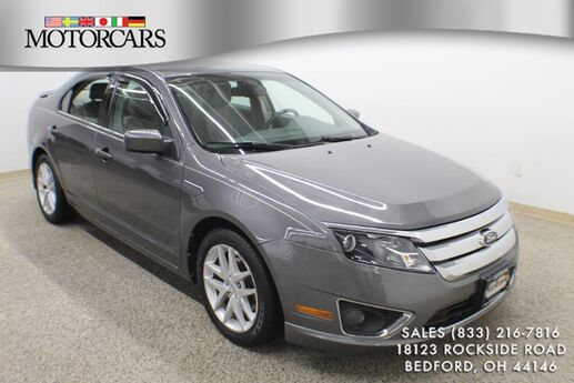 2012 Ford Fusion SEL Bedford OH