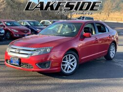 2012_Ford_Fusion_SEL_ Colorado Springs CO