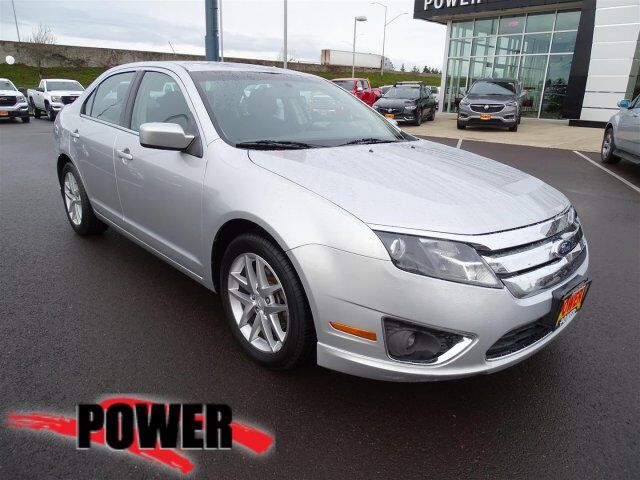 2012 Ford Fusion SEL Corvallis OR
