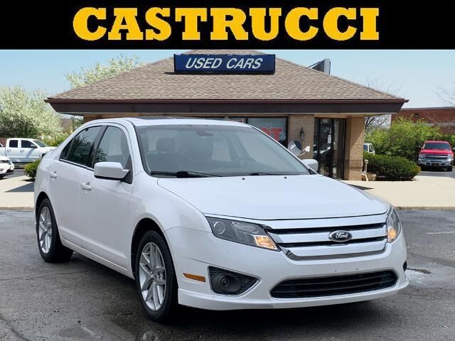 2012 Ford Fusion SEL Dayton OH