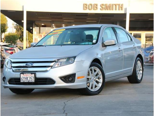 2012 Ford Fusion SEL Front-wheel Drive Sedan La Crescenta CA