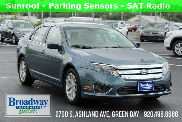 2012 Ford Fusion SEL Green Bay WI