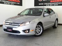 Ford Fusion SEL Heated Leather Seats Keyless Entry Power Seats Fog Lights Garage Door O 2012