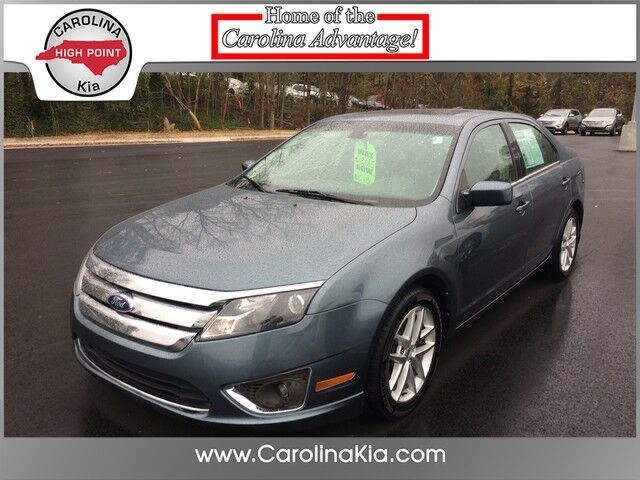 2012 Ford Fusion SEL High Point NC
