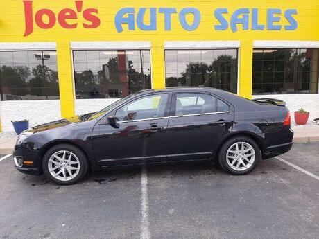 2012 Ford Fusion SEL Indianapolis IN
