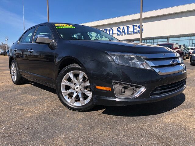 2012 Ford Fusion SEL Jackson MS