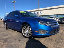 2012_Ford_Fusion_SEL_ Jackson MS