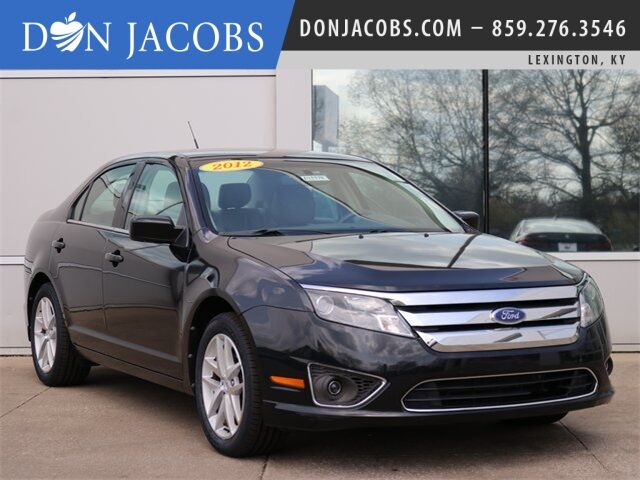 2012 Ford Fusion SEL Lexington KY