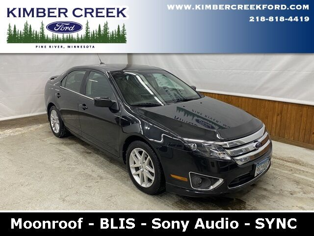 2012 Ford Fusion SEL Pine River MN