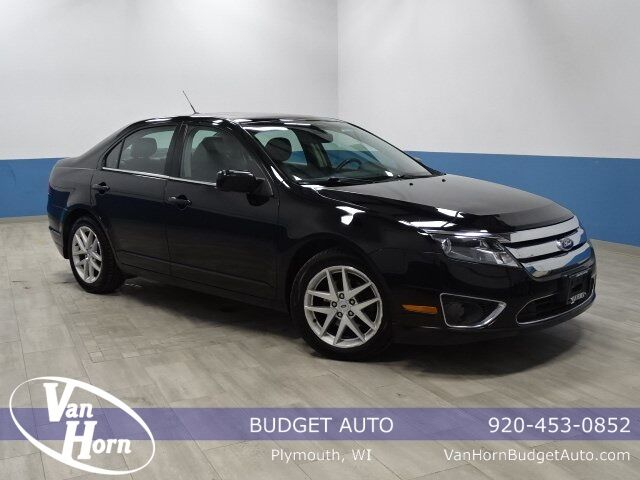 2012 Ford Fusion SEL Plymouth WI